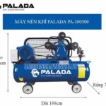 Bảng báo giá máy nén khí Palada năm 2019