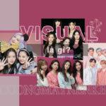 Visual là gì trong nhóm nhạc Kpop?
