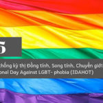 Ngày 17/5 là ngày Quốc tế chống kỳ thị đồng tính