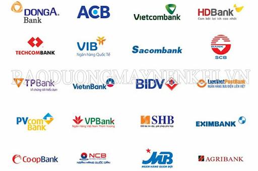 Nhiều ngân hàng chọn màu xanh dương làm màu sắc chủ đạo